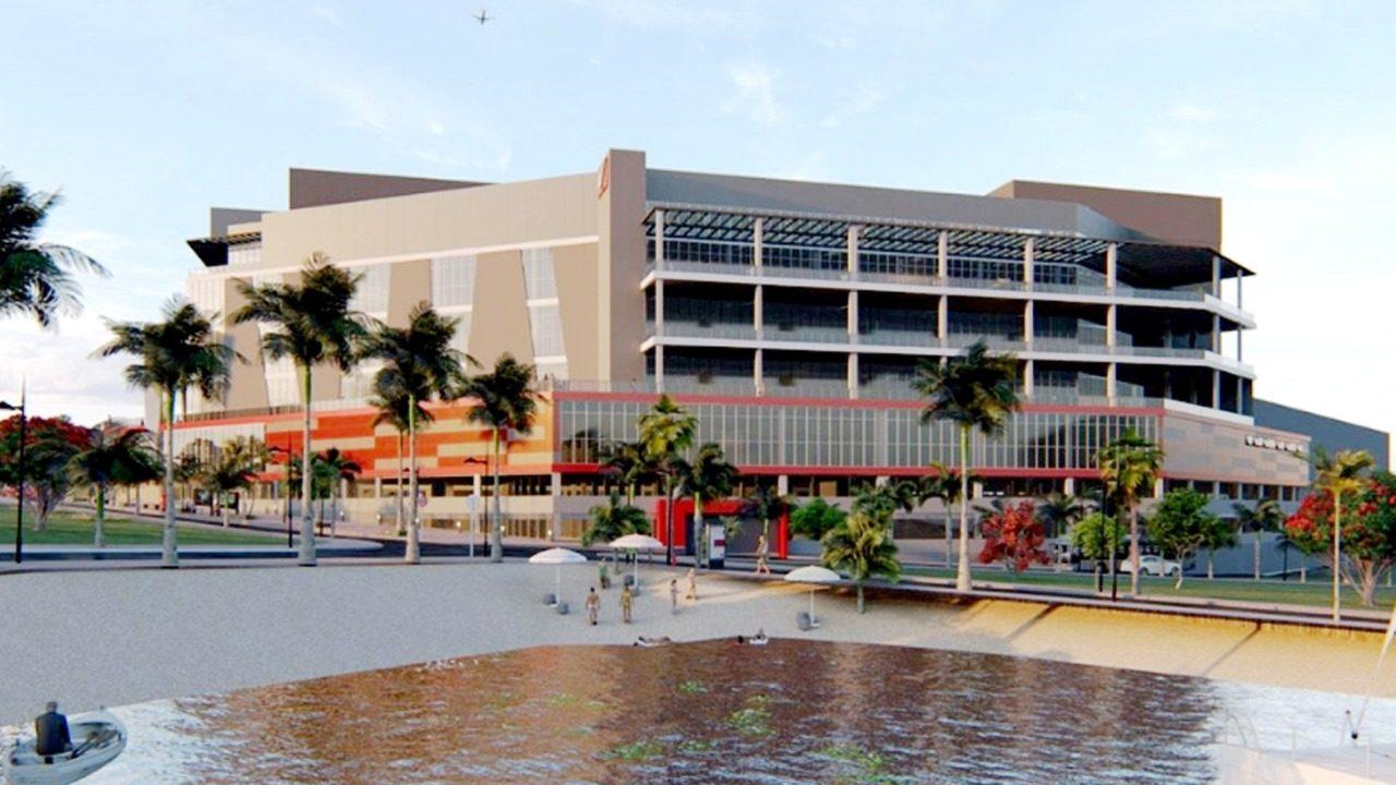 Lago Shopping CDE en Ejecución