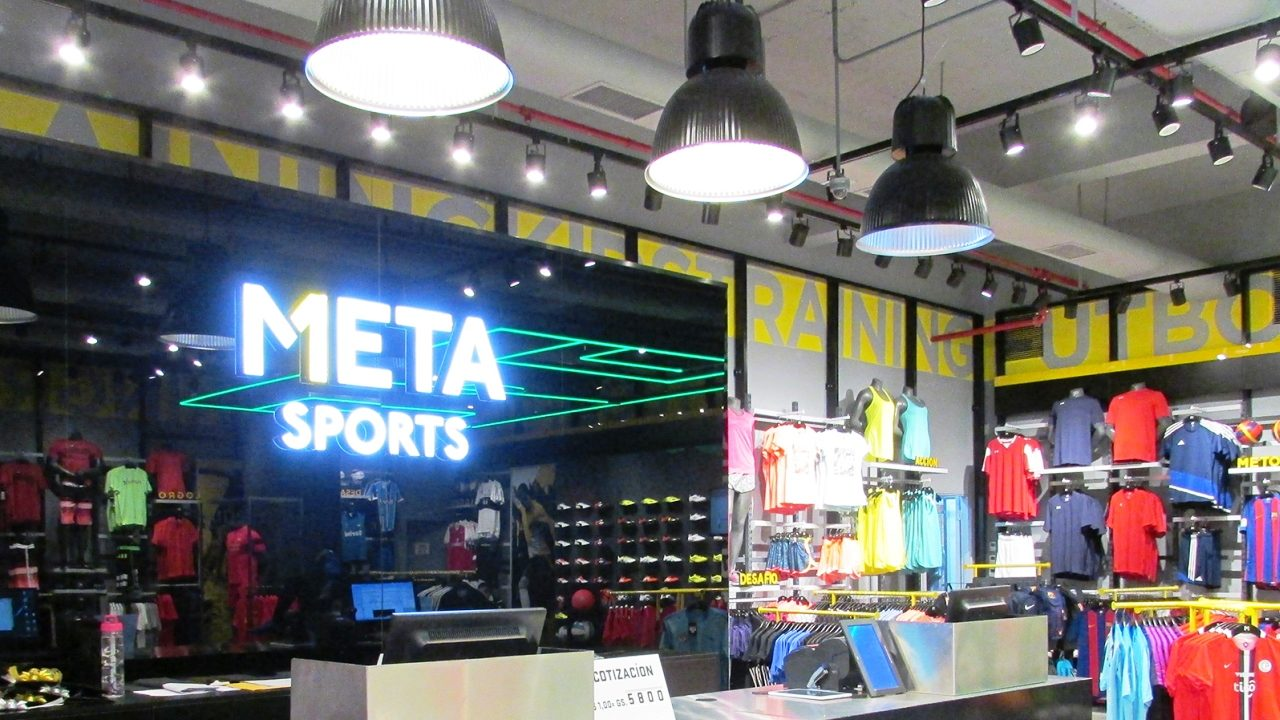 Meta Sports Shopping del Sol